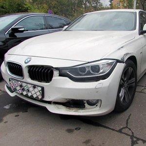 Кузовной ремонт BMW 3 серии 320D F30
