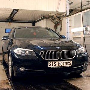 Кузовной ремонт BMW F10 528i xDrive