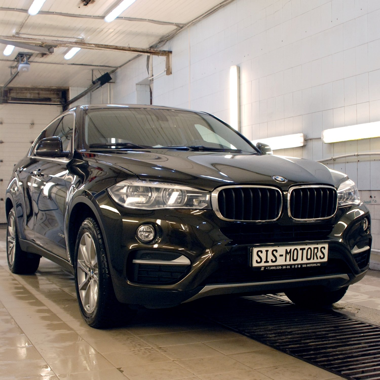 Bmw Xdrive35i: Кузовной ремонт BMW X6 XDrive 35i F16
