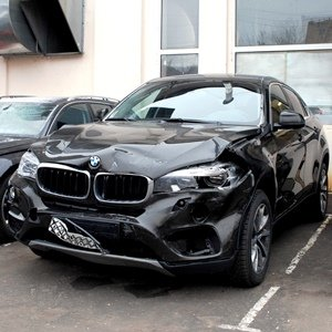 Кузовной ремонт BMW X6 xDrive 35i F16