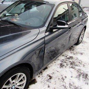 Кузовной ремонт BMW 3 серии 316i F30