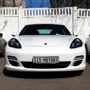 Кузовной ремонт Porsche Panamera