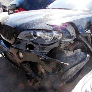 Кузовной ремонт BMW X5 E70 xDrive 30d